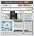 Web design white