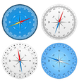 Compasses vector image