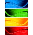 set of bright banners vector | Price: 1 Credit (USD $1)