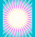 colorful rays background colorful rays background vector image