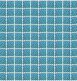 Seamless abstract hand drawn pattern with strips vector image