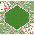 image black jack for text vector image vector image