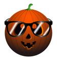 isolated halloween icon vector image vector image