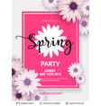 mother day sale banner template vector image