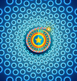 Beautiful background of diwali vector image vector image