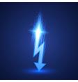 Lightning Bolt vector image