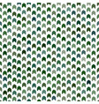 seamless pattern in green colors modern vector image vector image