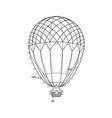 aerostat hot balloon