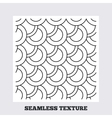 Circles stripped geometric seamless pattern vector image vector image