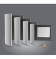 Presentation Panels vector image vector image