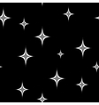 Stars chaotic seamless pattern 906 vector image vector image