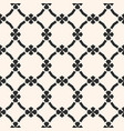 ornamental mesh pattern in oriental style vector image vector image