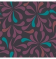 Seamless background of textile vector image vector image