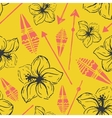 seamless pattern Universal colorful summer vector image