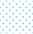 seamless pattern with sailor navy blue polka dots vector image vector image