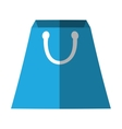 shopping bag market isolated icon vector image vector image