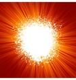 exploson vector image