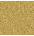 Golden glitter texture EPS 10 vector image vector image