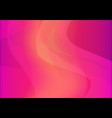 horizontal abstract background pink color vector image vector image