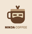 Ninja coffee logo