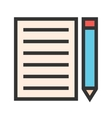 Write Feedback vector image