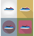 transport flat icons 62 vector image vector image