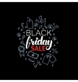 Black Friday Sale Poster Design vector image vector image