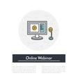Outline of webinar online
