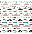 Hipster Retro Vintage Doodle Seamless Pattern vector image