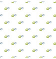 plant scissors pattern seamless vector image vector image