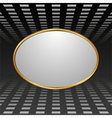 plate vector image vector image