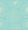 seamless pattern vintage textured with line vector image vector image