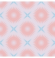 geometric seamless pattern pastel palette vector image vector image
