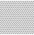 black bones tilted vector image
