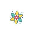 Nuclear icon design