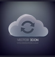 clean web template vector image