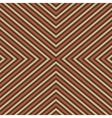 Isolated brown abstract diagonal lines background vector image