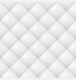quilted pattern white soft neutral vector image vector image