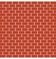 Brick pattern vector image
