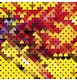 Chainmail Mosaic vector image