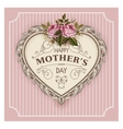 Happy Mothers Day Holiday Festive vector image vector image