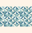 pattern with rhombuses vector image