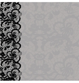 Vertical seamless background vector image vector image
