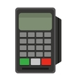 voucher machine isolated icon design vector image