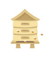Beehive for beekeeping agriculture