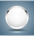 circle modern frame vector image vector image