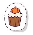 Lolipop candy symbol vector image vector image