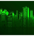 Green city and the sea
