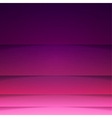 Abstract background with purple paper layers vector image vector image