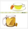 Coffee and tea vector | Price: 1 Credit (USD $1)